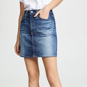 Adriano Goldschmied The Vera Denim Mini Skirt 29
